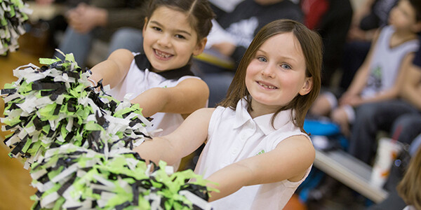 Apex Grades K-2 Cheerleading