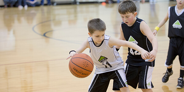Apex Grades K-2 Basketball League