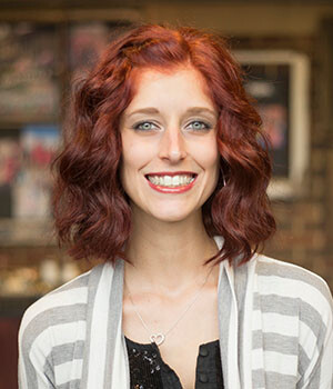 Katie Scott, Care Ministry Coordinator