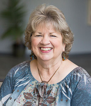 Marilyn Barnard, Assistant to Lead Pastor Steve Reeves