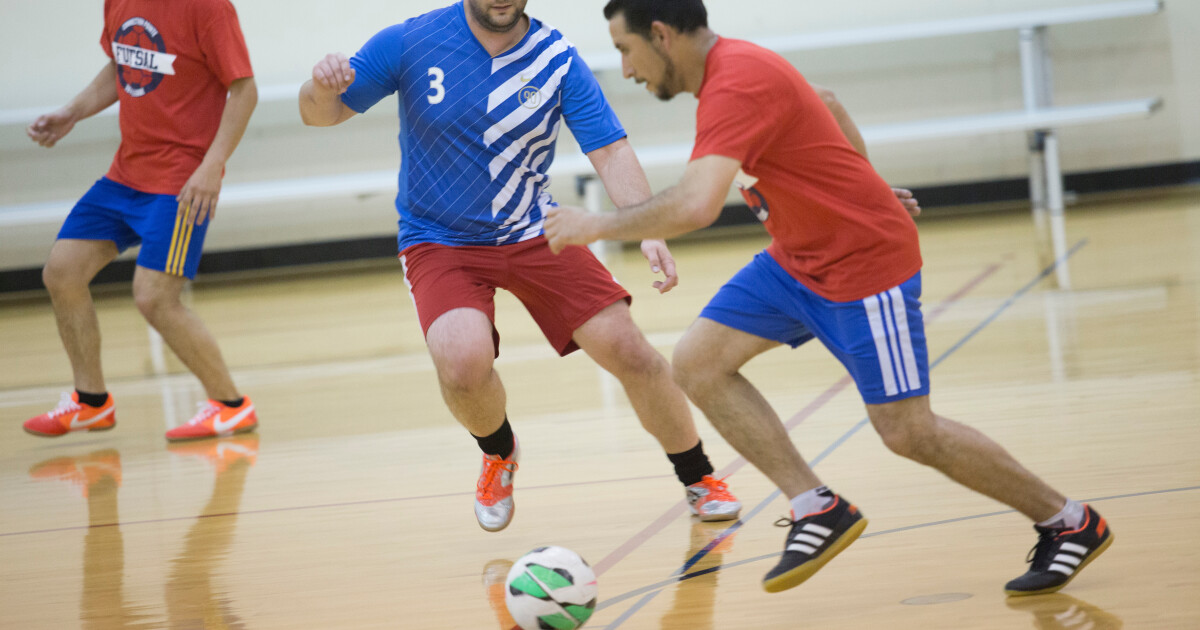 "Futsal is the only ""official form of indoor soccer"" approved by FIFA. Futsal is played on a basketball-size court with a low bounce ball--requiring players to use their skills, rather than the ball's bounce to propel it.  The 5 vs. 5..."