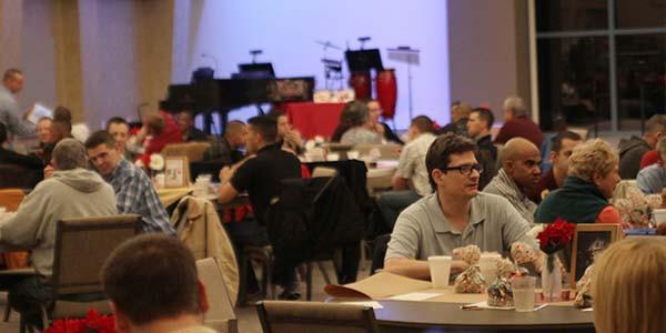 Salvation Army Dinner