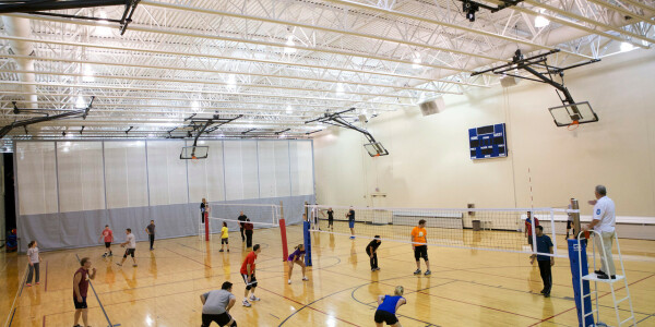 Adult Coed Volleyball Competitive League