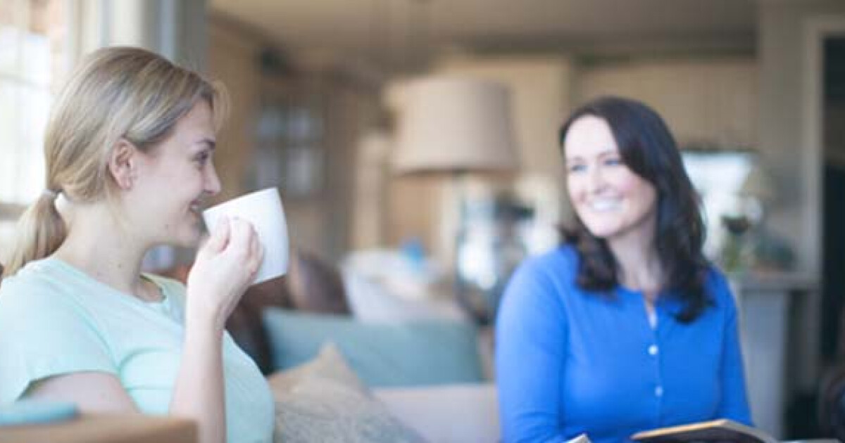 Are you a mom looking for a way to connect with other women? Whether your kids are little or bigger, your day consists of diapers, cleaning up after kids, running kids around and juggling schedules, or managing work in the midst of it (or...