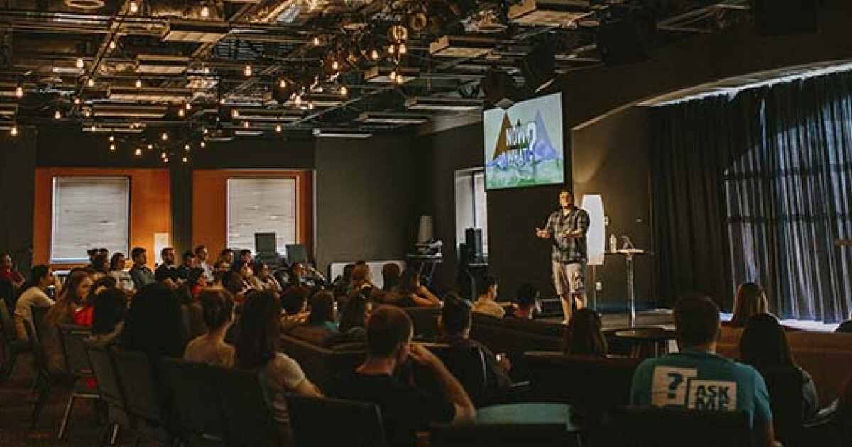 As a young adult, you may find yourself transitioning through many different phases of life. Whether you are single, married, a student, or young professional, you belong in our young adult ministry; The Net. The Net is an authentic community...
