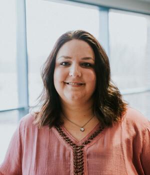 Shari  Eisenman, Student Ministry Coordinator