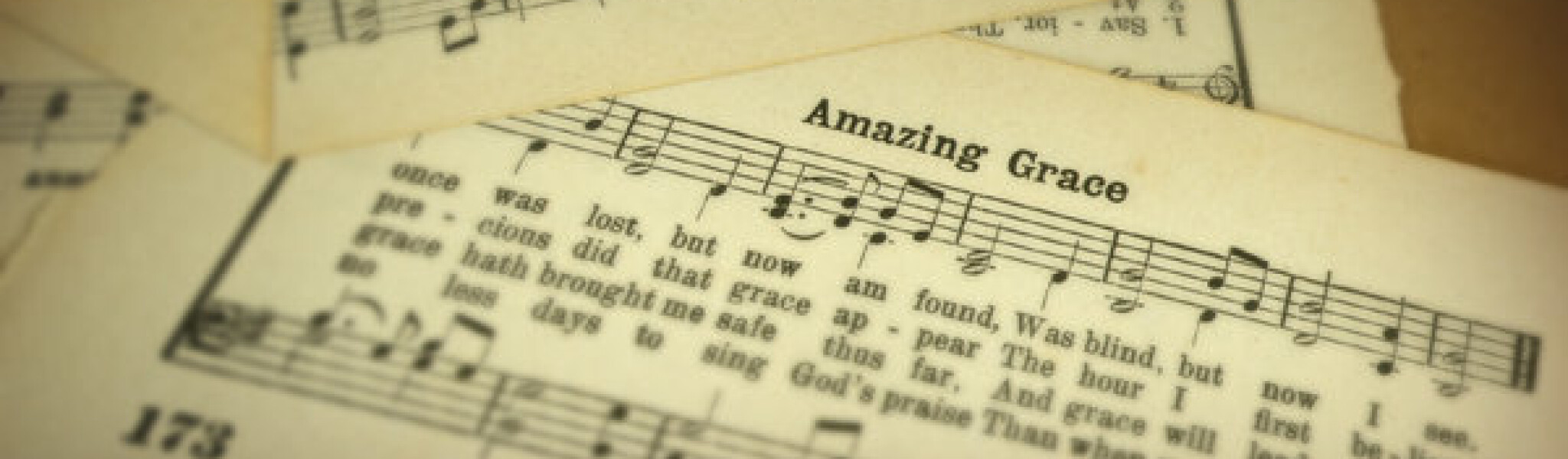We have been counting down the 15 most requested traditional hymns of the faith. Today, read the history of these songs, listen to them, focus on Jesus' words and be still and know that He is God!