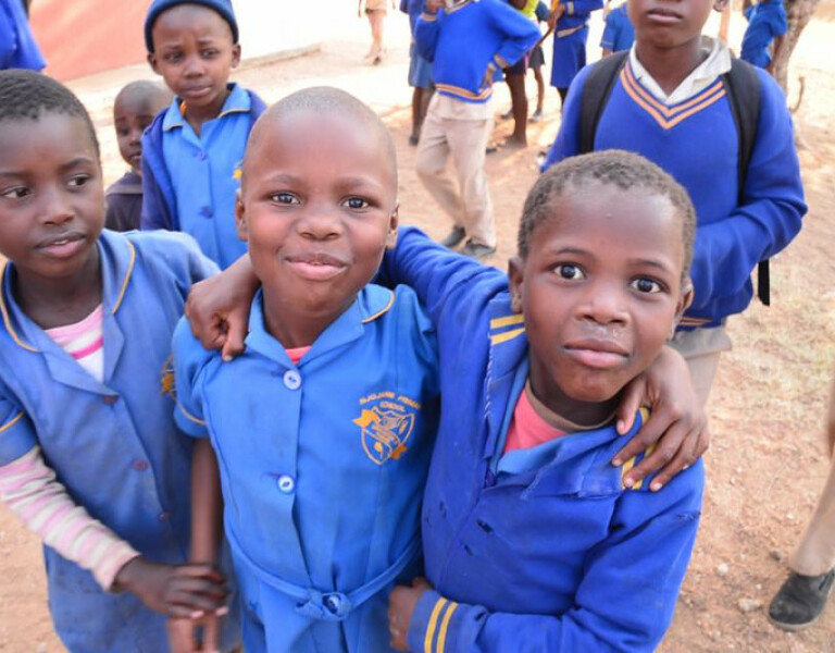 Prayer Guide: Swaziland Trip
