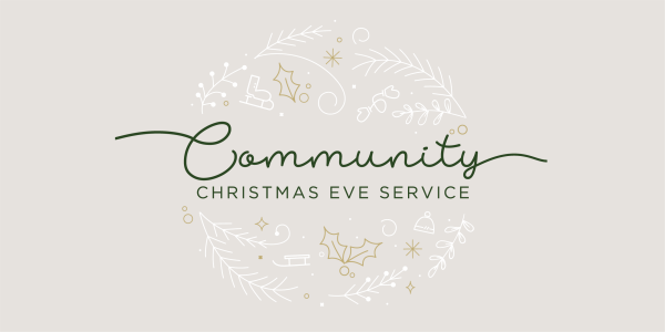 Community Christmas Eve Services