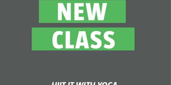 HIIT it with Yoga