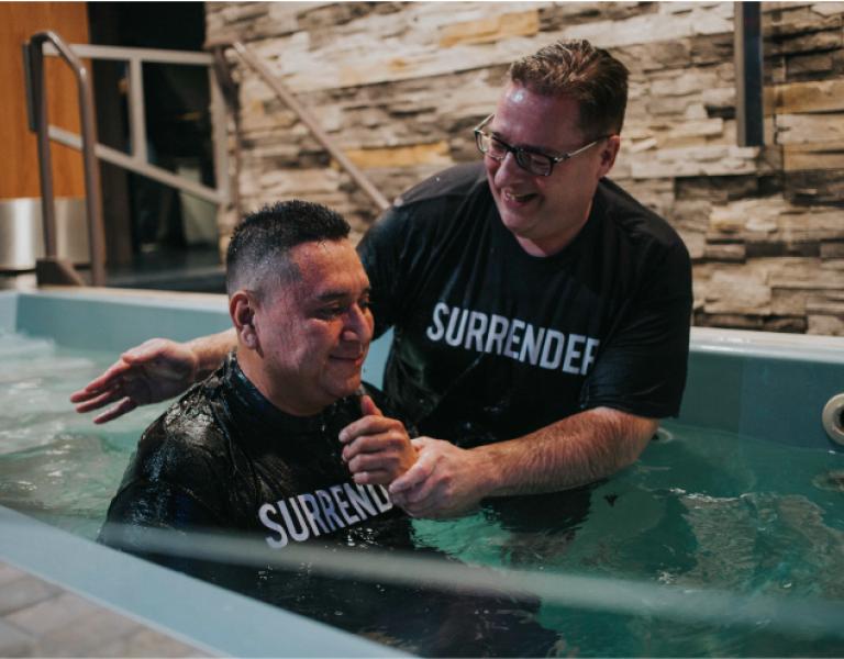 Baptism Weekend Recap