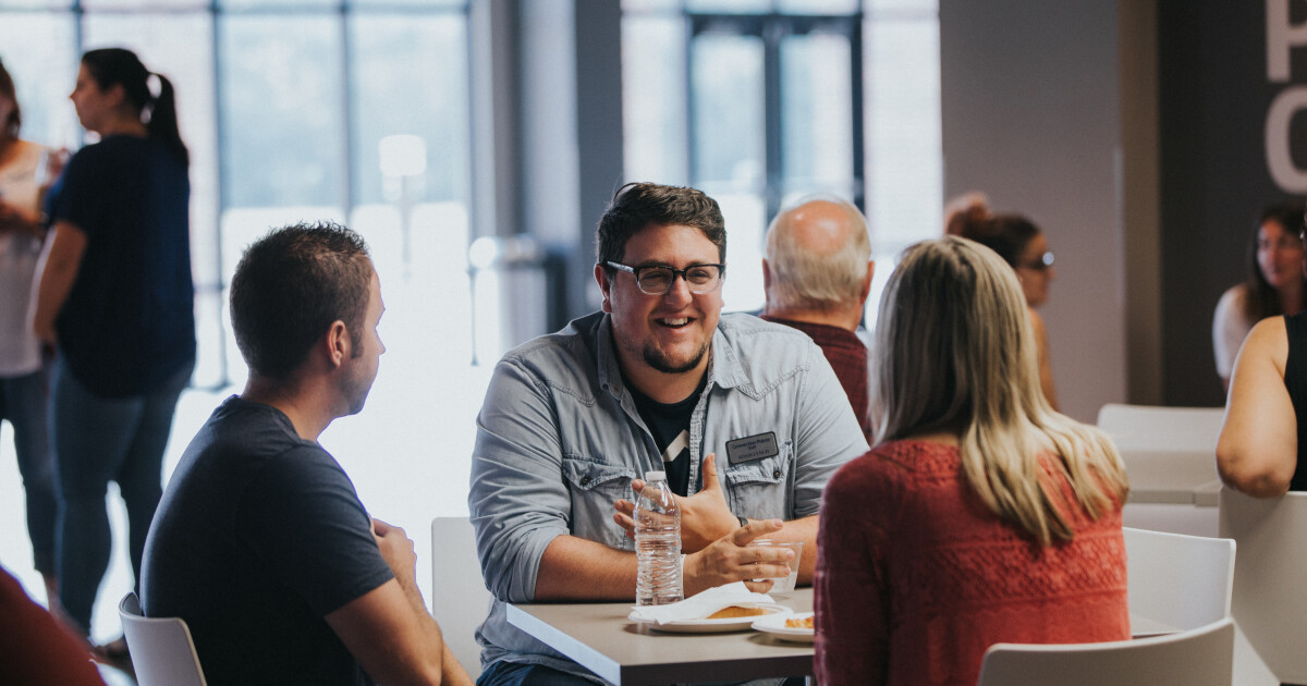 You're invited to Group Connect to learn about the small group experience and what God is doing in community. You will meet in a smaller, casual environment and we'll help connect you with people who are looking for community. There...