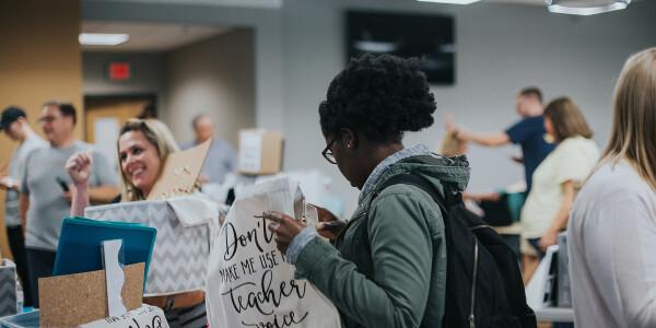 Project: Classroom Sorting & Organization