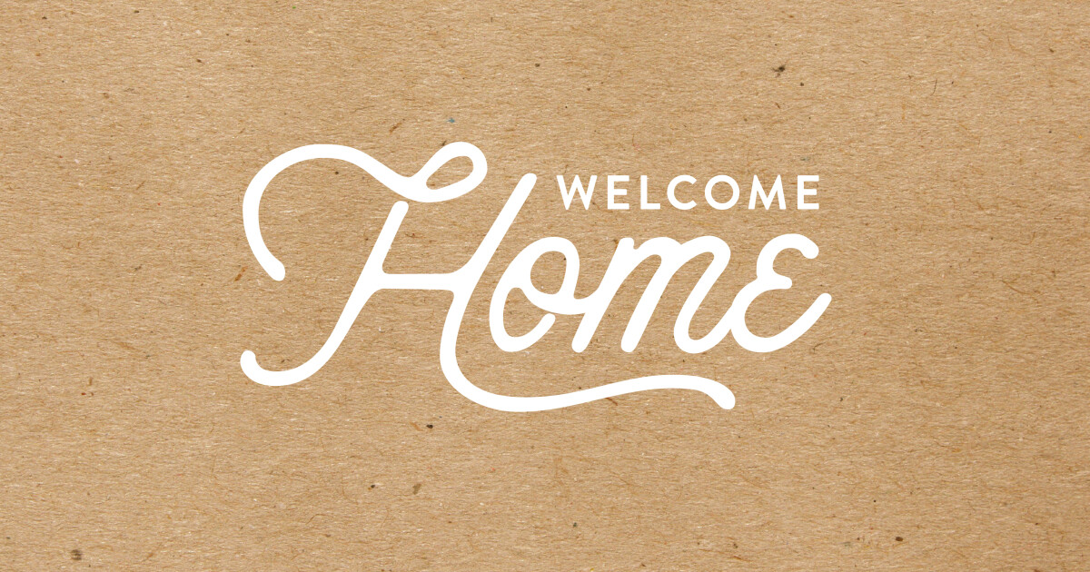 What if you could find a church that felt like home? Not a stuffy place where you have to pretend to be something you aren't. An actual home where you are known and loved for who you are. This fall we want to say WELCOME HOME! Join us and find your second home.