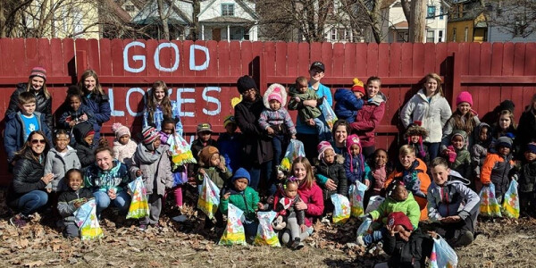 Chicago Mission Trip for Families - Trip #1