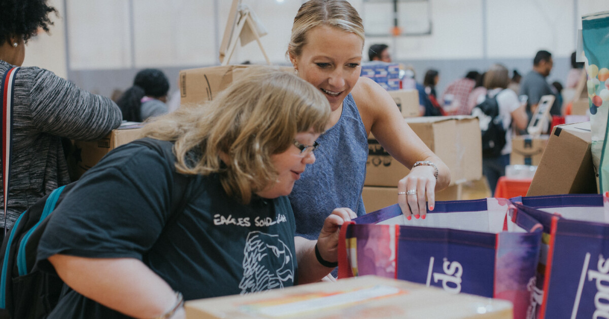 We know that being an educator can put a big hit on a personal bank account! To help reduce this cost, we created Project: Classroom. Through this program, the Connection Pointe family collects wish list items picked by the teachers and staff at...