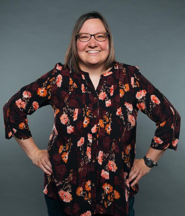 Ann Abbott, Project Coordinator