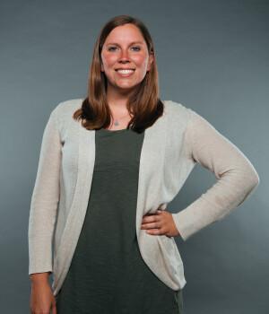 Caitlyn Smelser, Student Team Leader
