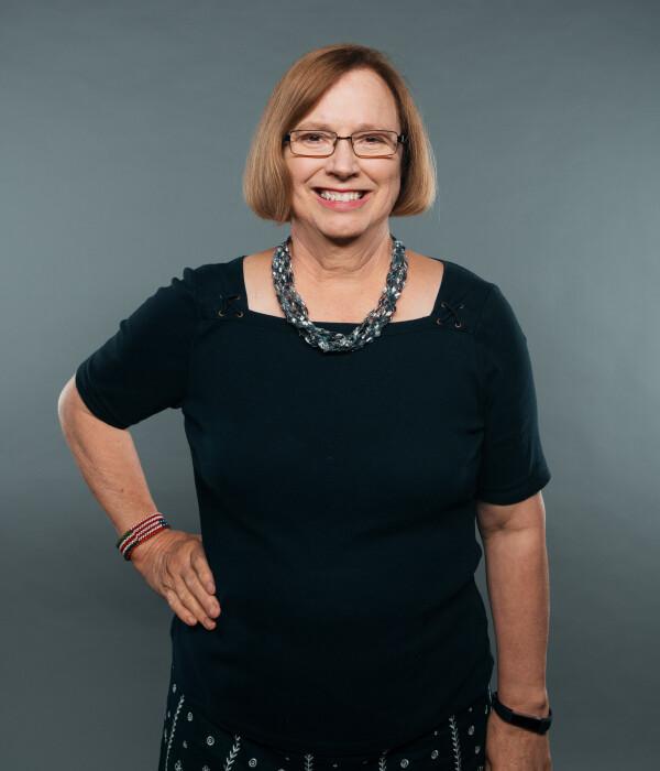 Carolyn Hanson, Library Director