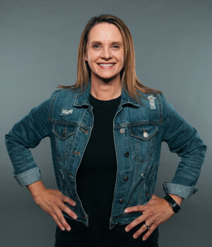 Christie Wickline, Director of Fitness Programming