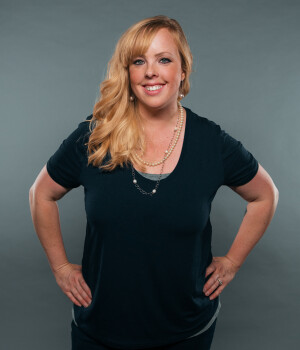 Jennifer Carbone, Sports and Fitness Coordinator