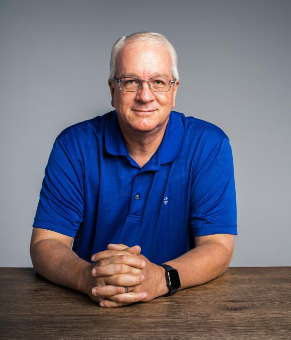 Tim Holt, Building and Grounds Supervisor