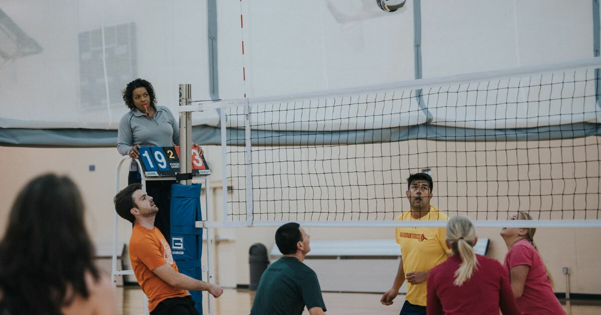 CPCC Volleyball has a 7-week regular season followed by a 2-week, single-elimination tournament. All leagues are co-ed. A ratio of 3:1 males : females is required on the court of play. Leagues are divided by skill level as follows: A...