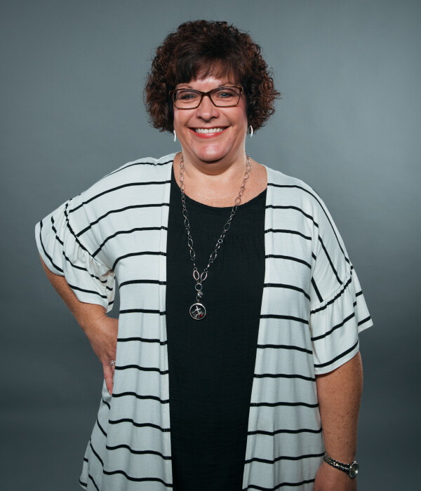 Marcia Baker, Executive Assistant