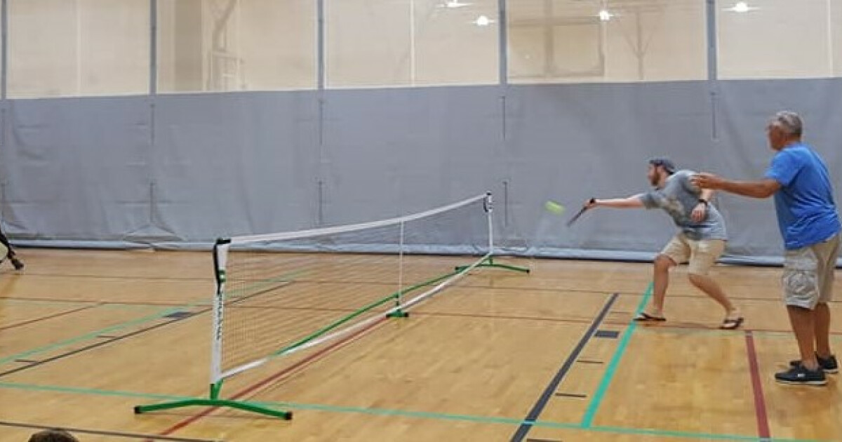 CP Sports and Fitness is now offering Pickleball! Sessions will be during designated Open Gym hours, in the North Gym only. We would love for you to join us! 