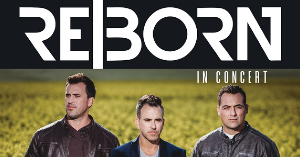 Join former Colt's NFL player, Super Bowl Champion and Dove nominated artist Ben Utecht and his reBORN bandmates for concert benefitting Chris Wyatt, a Connection Pointe single grandmother raising her three grandsons ages 7, 9 and 11. Tickets...