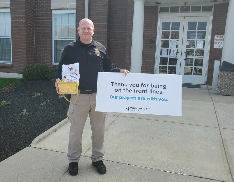 Gift Cards for Police Department