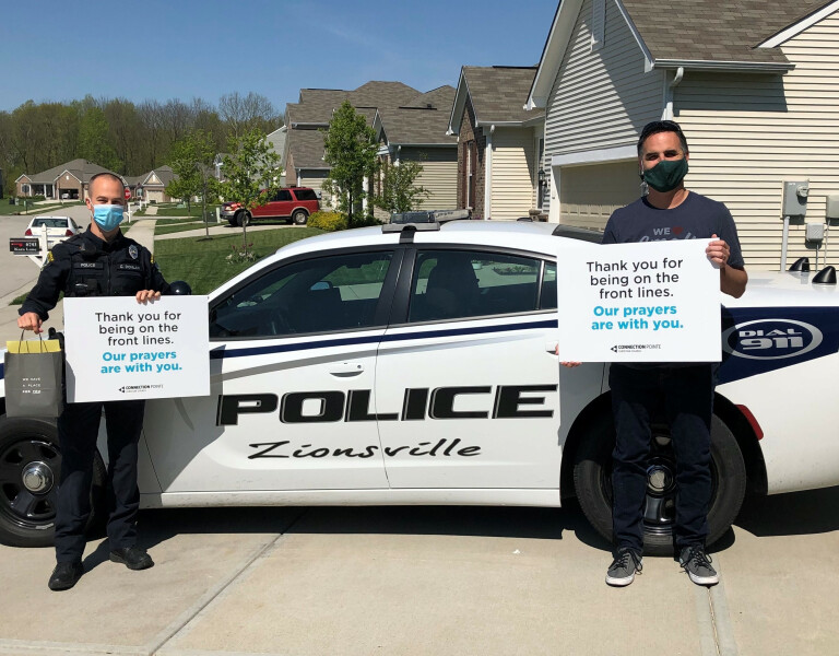 Gifts to Zionsville Police Department
