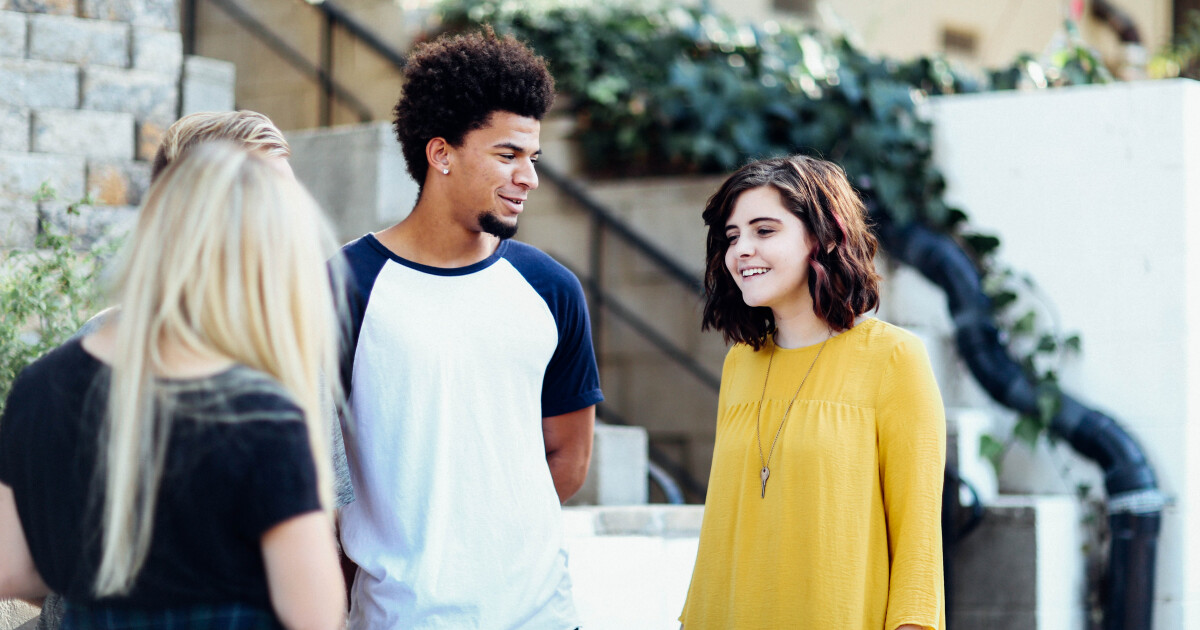 This session is for juniors and seniors in high school. 