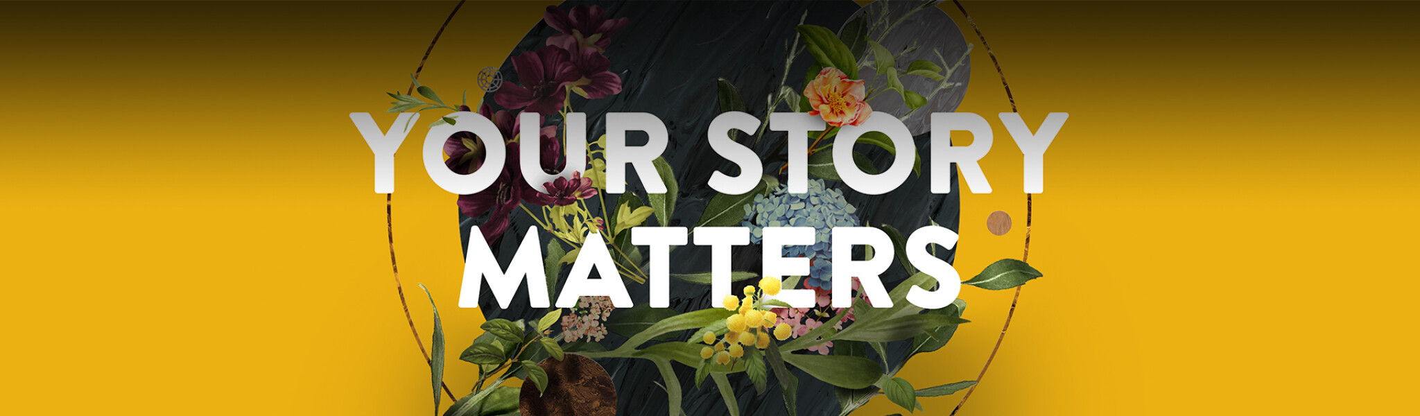 """""""I will praise you, LORD, with all my heart; I will tell of all the marvelous things you have done.""""-Psalms 9:1  Stories are powerful. They connect us to each other, encourage us in times of difficulty, and remind us of God's faithfulness. As a church family, we want to hear and celebrate what God has done in your life! We all have a story. What is yours? Submit A Story"""